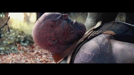 《复仇者联盟3》隐藏结局曝光, 绿巨人掐死灭霸