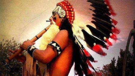 你没发现的印第安音乐, 盖那笛演奏极致和谐, 悠扬婉转, 丝丝忧伤