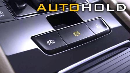 自动驻车应怎样使用? 老司机演示给你看, 对新手很有帮助