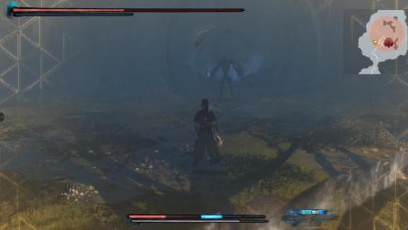 古剑3游戏真好玩! 北洛操作太菜差点被boss虐