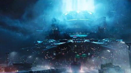 中国科幻《流浪地球》新预告, 发动机亮相! 全球只剩35亿人!