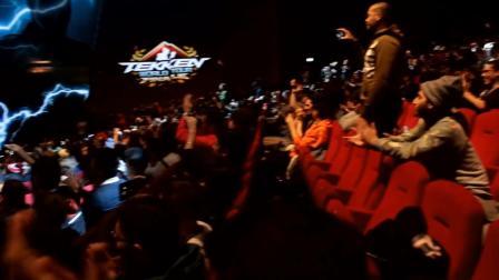 铁拳7新人物发布现场氛围爆炸 一起看下马杜克钢铁豹朱丽亚尼根