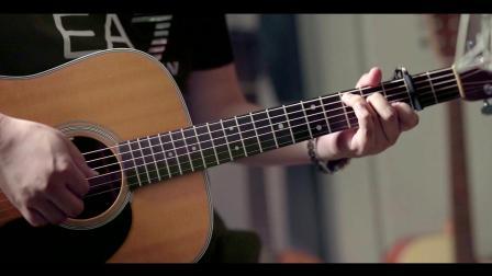 吉他弹唱经典民谣《米店》, 感受民谣的纯真与美好