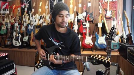 Fender Midnight Stratocaster Telecaster 试听测评