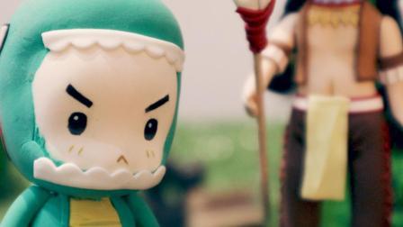 入江闪闪: 迷你世界人偶剧03-卡卡和迷斯拉帮小兔子报仇, 迷斯拉的屁股都快被野猪啃秃了