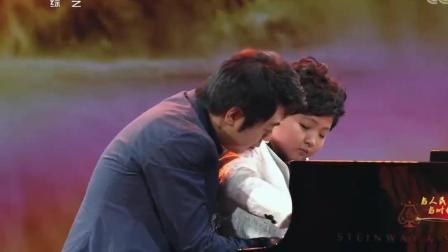 郎朗携手爱徒李俊杰一同奏响《黄河颂》, 再现演奏家的最高琴艺