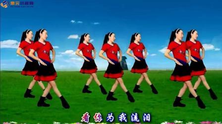 32步广场舞《女人漂亮不是罪》经典情歌对唱, 伤感又好听附分解