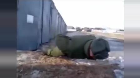 搞笑合集: 军人逗比起来, 你可能不敢相信