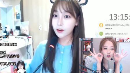 韩国主播翻唱《小鸡哔哔》被逼疯