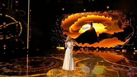 乌克兰小美女小天使, 被上帝吻过的嗓子!