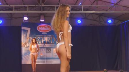 意大利小姐比赛Carbonera分赛区