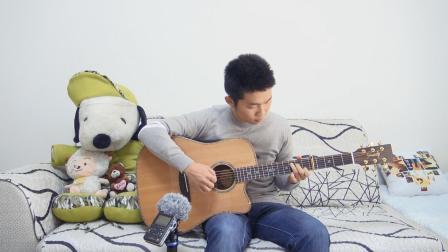 【琴侣】吉他指弹《虫儿飞》