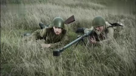 苏军与日军的海岛争夺战, 日军坦克不堪一击, 被反坦克步枪尽数摧毁