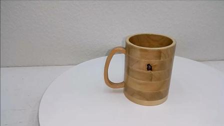 用胶合板制作简单马克杯, 自己动手也做一个吧!