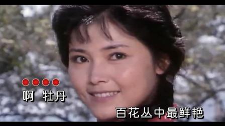 军旅歌手伊泓远-《牡丹之歌》, 歌声清脆嘹亮, 婉转动听!
