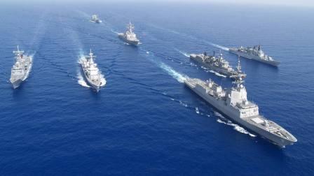 """《防务新观察》两艘美舰再入""""台海"""" 一张牌美国为何反复打?"""