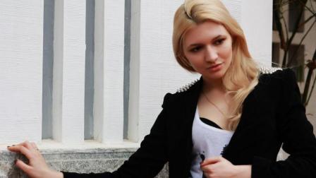 浙江那么多乌克兰美女, 到底靠什么赚钱生活? 看完长见识了!