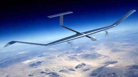 美国研发太阳能飞机能持续飞行将近24天