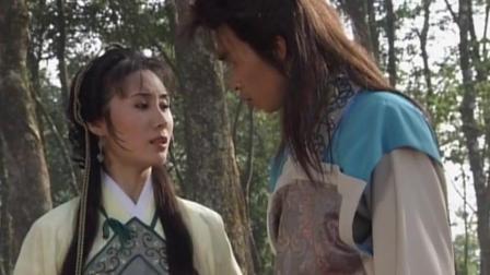 白蛇后传: 仕林不认小青, 还说白素贞是妖孽, 小青便狠狠的教训他