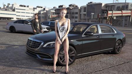 《GTA5 MODS》迈巴赫S650