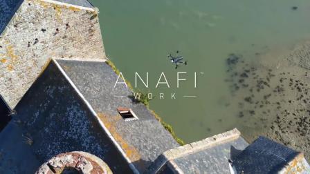 Parrot派诺特 商用无人机解决方案 - ANAFI WORK