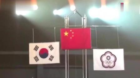 亚运会中国香港中国澳门夺冠后 升旗是升什么旗 奏什么歌呢