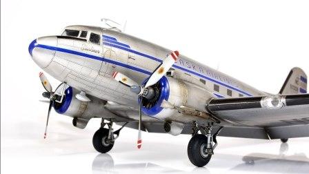 道格拉斯DC-3 阿拉斯加航线