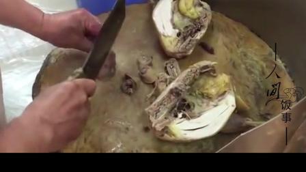 """开封夜市网红美食""""桶子鸡""""60年传统手艺制作! 顾客从小吃到大"""