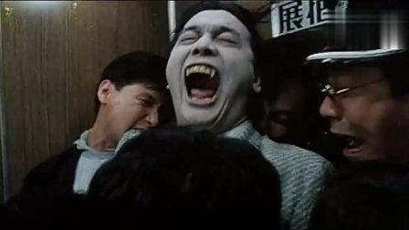 猛鬼学堂: 僵尸和人亲嘴第一次, 僵尸咬僵尸也是第一次, 莫名的喜感