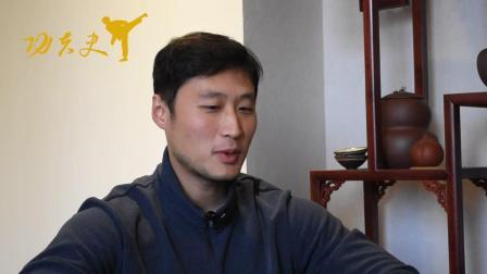 庞超对话蛮少: 中国的武术非常全面, 不全面肯定要挨打