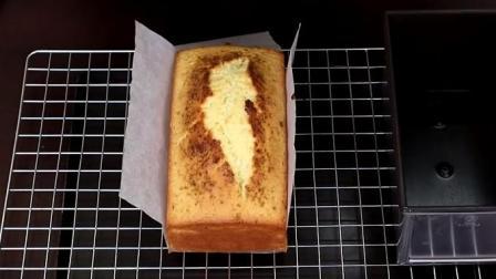 90秒购了|烘焙小白之零失手柠檬磅蛋糕!