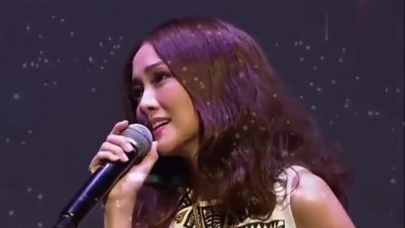 终于找到了最美现场版, 谢安琪一首粤语歌曲《喜帖街》太有意思了
