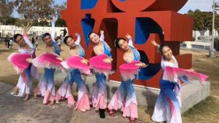 北美女人舞蹈-爱的真谛