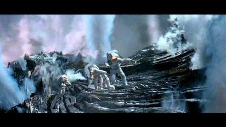 比《2012》更震撼的末日灾难片《天地大冲撞》, 5000万人瞬间没了