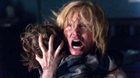 一部精良的悬疑惊悚电影《巴巴杜》, 看后不敢一个人睡觉了!