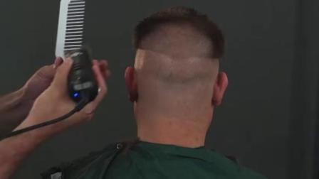 男人过了40岁, 发型这样剪, 精神, 帅气, 不平凡