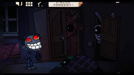 胖虎解谜: 幽暗恐怖小木屋内, 遇到三只怪兽怎么办?