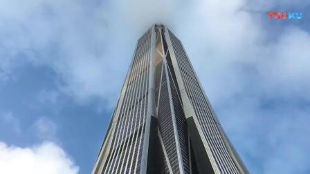 深圳第一高楼(平安金融大厦)