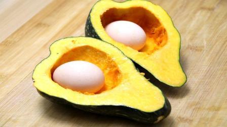自制家庭小面包, 不用烤箱, 一个南瓜, 2个鸡蛋, 学会不出去买了