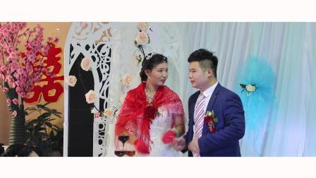 2018年10月3日河北邯郸爱都婚庆张哲&姜雪婚礼全程