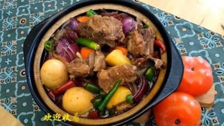 寒冷的天气有了这个什锦砂锅, 咋就这么温暖##