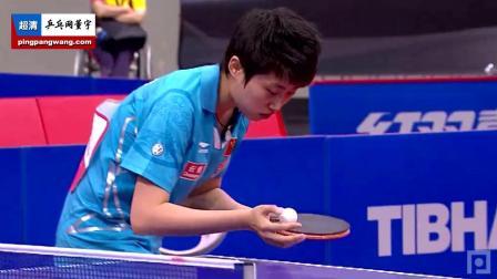 2011女八一 郭跃vs吴佳多 乒乓球比赛视频 完整