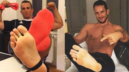 美国男模创办奇葩网站, 靠卖自己穿过的内裤、臭