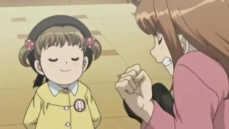 """恶作剧之吻: 琴子是生了个""""情敌""""出来的样子啊, 动漫版不要太可爱呀!"""