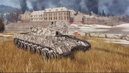 坦克世界赤色火风出品: 小伙伴投稿第九十一期(Obj.277&60TP)