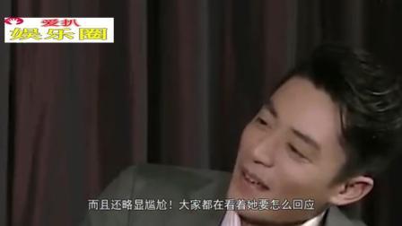 赵丽颖被问: 最帅男明星是谁? 老干部霍建华不好意思了