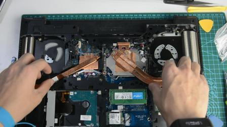 笔记本电脑如何拆机清灰换硅脂 教程教学 (此教程适用于大部分笔记本)