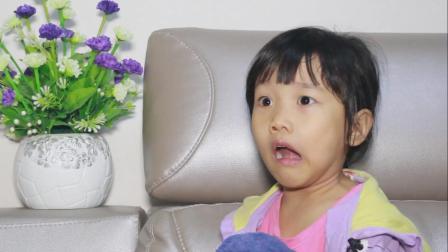 爆笑萌娃: 女儿想去外面吃晚餐, 妈妈的做法让她目瞪口呆!