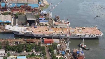 据印度媒体报道 印度海军将建造国产新航母