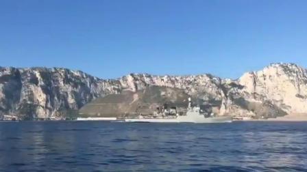 西班牙军舰进直布罗陀放国歌挑衅? 英国: 没听到
